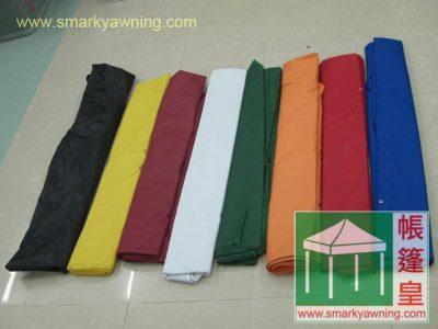帳篷頂布顏色-8色