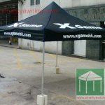 絲印廣告帳篷-printed-Xgamehk
