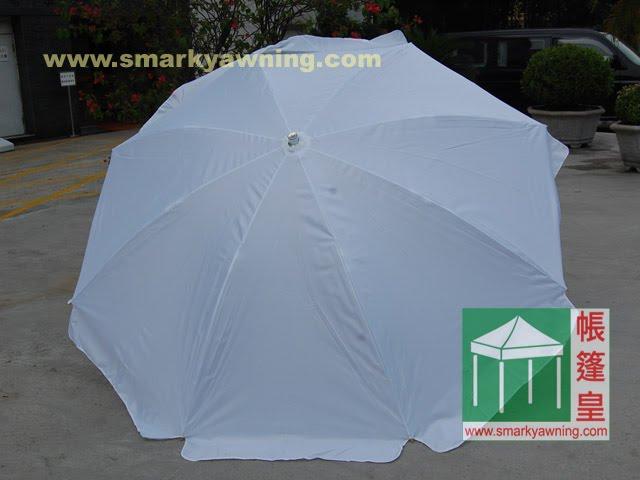 太陽傘-白色