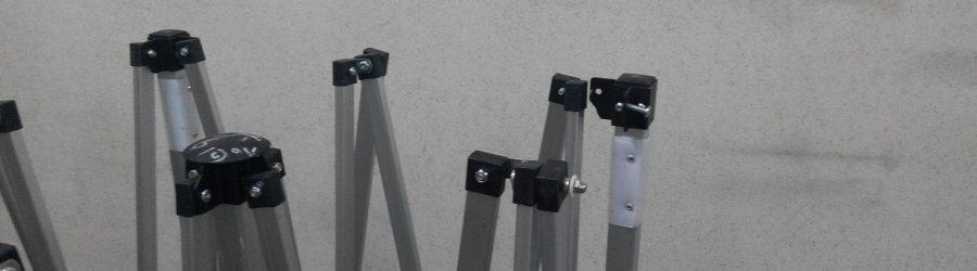 支架上下柱更換及安裝指示