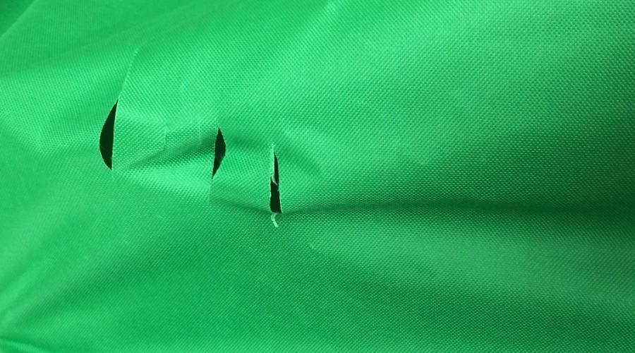 帳篷頂布為何損壞?