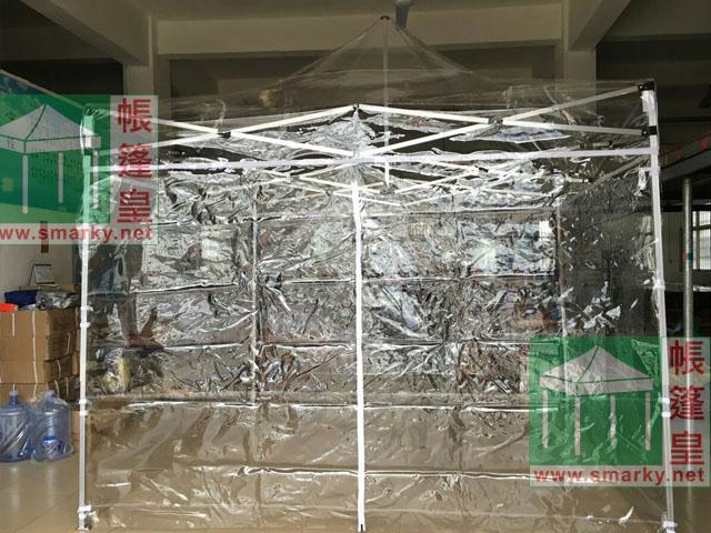 透明膠帳篷-b