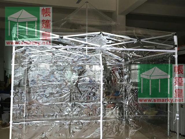 透明膠帳篷-c