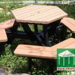 戶外桌椅組合