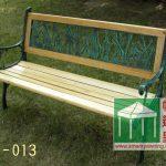 鑄鐵花園長椅