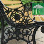 環保木公園長椅-BTC-017