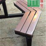 環保木桌椅組合-OFH207