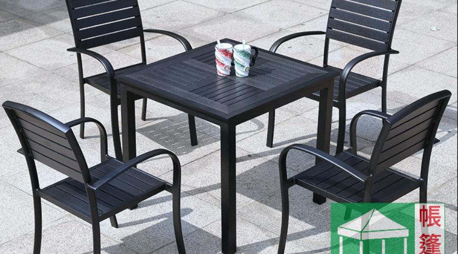 環保木餐桌椅組合