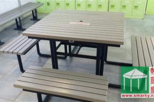環保木組合桌椅