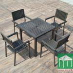 環保木餐桌-SM012