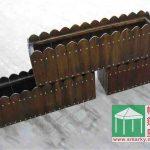 環保木花箱YL-HX0005