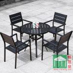環保木餐桌-SM011