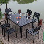 環保木餐桌-SM021