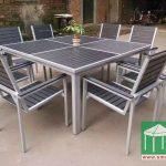 環保木餐桌-SM020