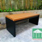 環保木公園長椅-YL-YZ0001