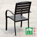 環保木餐椅-SM009