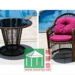 藤藝桌椅-BTEA076
