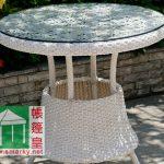 藤藝桌椅-BTEA123