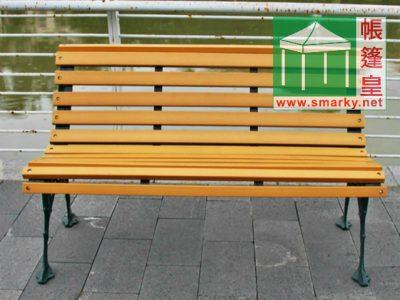 戶外環保木公園長椅-BTC-015-正面