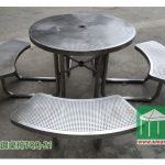 不銹鋼桌椅
