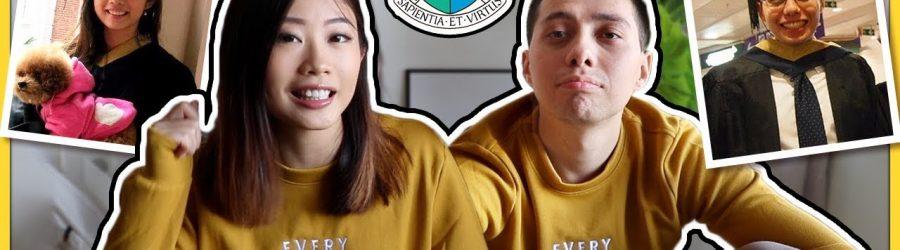 拔尖入讀香港大學環球金融 – 結果三年都找不到工作! 讀書浪費人生?◆ Emi & Chad ◆