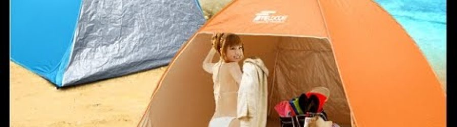 SunEscape帐篷使用