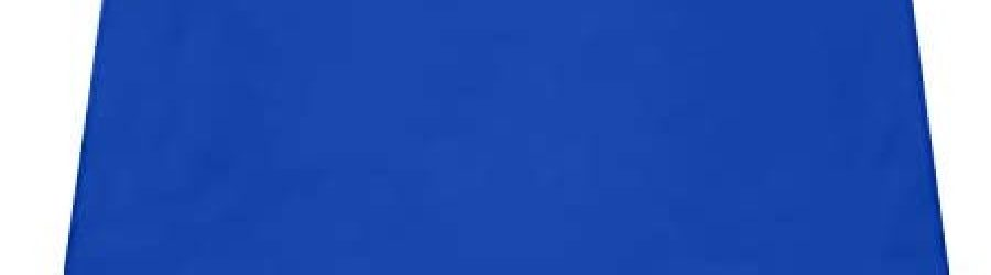 MASTERCANOPY Instant Canopy Sidewall for 10×10 Slant Leg Canopy Tent, 1 Pack, Blue